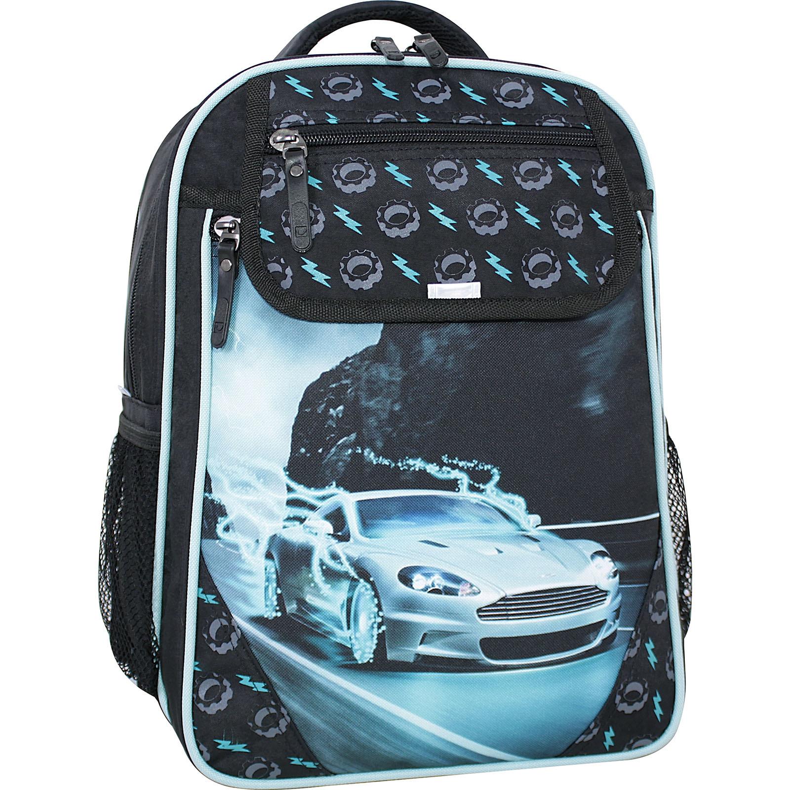 Школьные рюкзаки Рюкзак школьный Bagland Отличник 20 л. черный 558 (0058070) IMG_1242суб.558.JPG