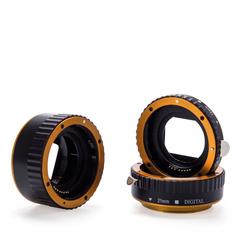 Автофокусные макрокольца для Canon (Yellow)