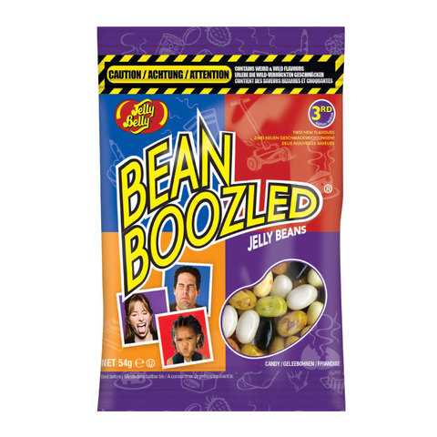 Конфеты Bean Boozled Jelly Belly (54 гр.)