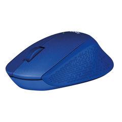 Logitech M330 Silent Plus Blue [910-004910]