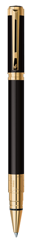 Ручка-роллер Waterman Perspective, цвет: Black GT