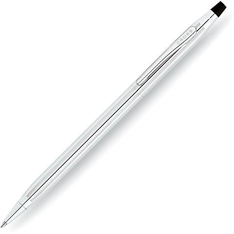 Cross Century Classic - Lustrous Chrome, шариковая ручка, M, BL123