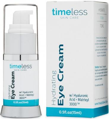 Timeless Skin Care Hydrating Eye Cream увлажняющий крем для век 15мл