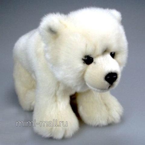 Мягкая игрушка Медведь полярный 24 см (Leosco)