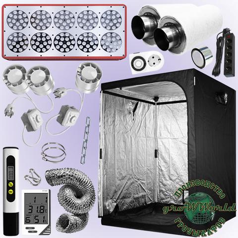 150х150х200 PROBOX  APOLLO 10 LED SUPERSILENT