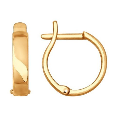 027925 - Серьги из золота