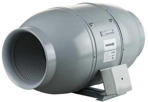 Вентилятор канальный Blauberg Iso-Mix 100