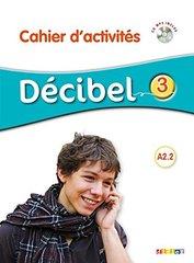 Decibel 3 Cahier+CD