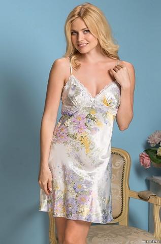 Короткая сорочка Mia-Amore 5991 LILIANNA (70% шелк)