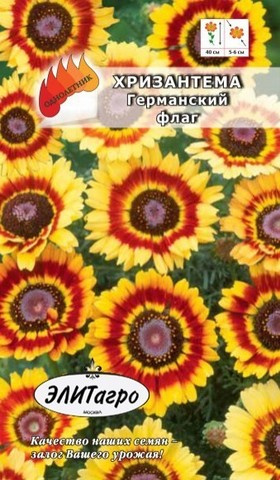 Семена Хризантема Германский флаг, Мнг
