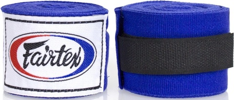 Бинты Fairtex Handwrap HW2 Blue 3м