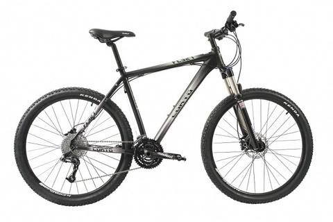 горный велосипед Corto FC327 черный