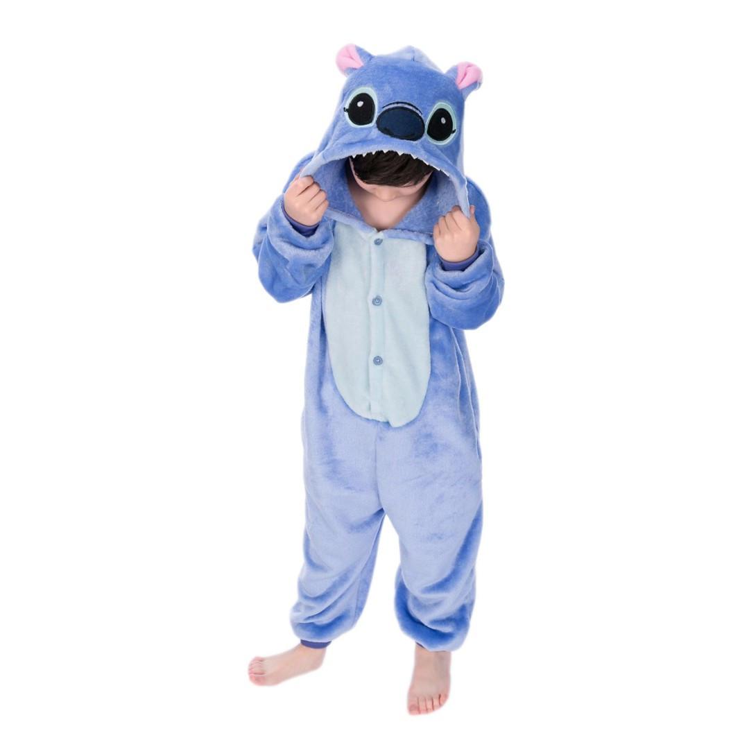 Пижамы для детей Голубой Стич детский 567371620_w640_h640_kigurumi_stich_detskij.jpg
