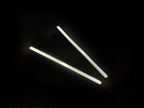 Косточки корсетные прямые 2 шт. (пластик) ширина 5 мм длина 12 см