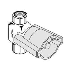 Встраиваемая часть вентиля Ideal Standard A2356NU фото