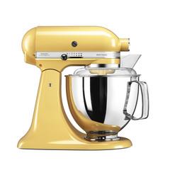 Миксер KitchenAid Artisan планетарный желтый 5KSM175PSEMY