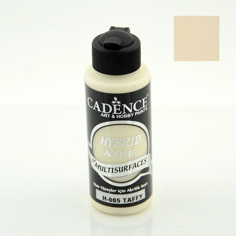 №05 Hybrid Acrylic, Слоновая кость, 70мл., Cadence