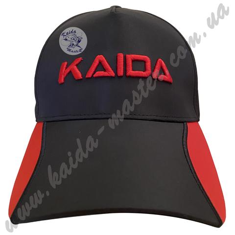 Кепка Kaida , чёрно-красная бейсболка