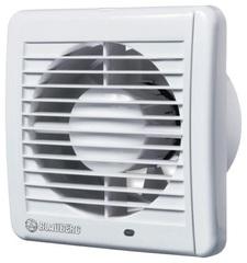 Вентилятор накладной Blauberg Aero 100 H (таймер, датчик влажности)