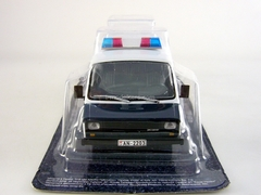 RAF-22038 Latvia Latvian Police 1:43 DeAgostini World's Police Car #44