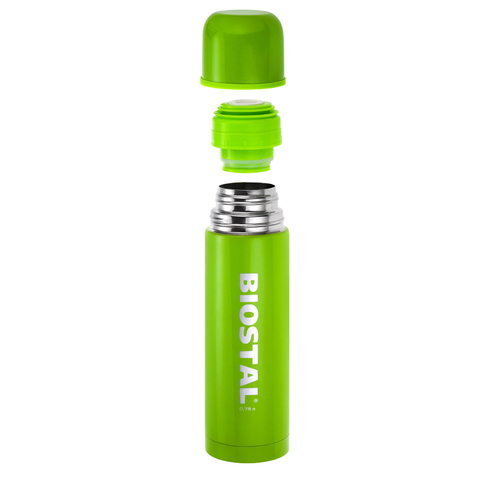 Термос Biostal Flër (0,5 литра), зеленый