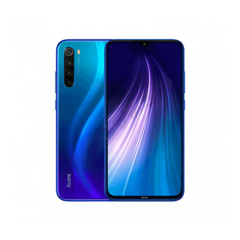 Смартфон Xiaomi Redmi Note 8 4/64GB Blue EU (Global Version)