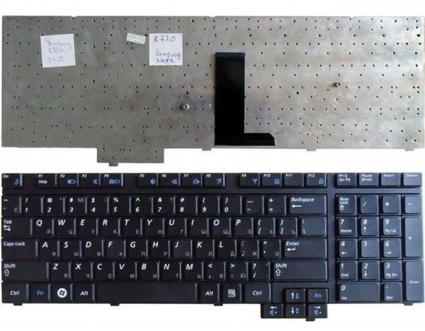 Клавиатура для Samsung R720, R728, R730