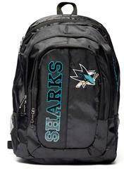 Рюкзак NHL San Jose Sharks большой спортивный
