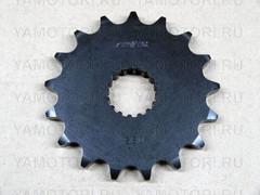 Звезда передняя (ведущая) Sunstar 56017 JTF423 для мотоцикла Suzuki GSX-R1000 GSX1300-R Hayabusa  17 зубьев
