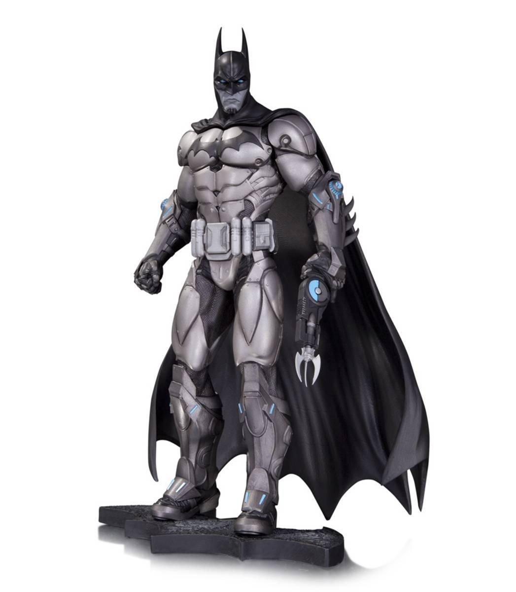 Фигурка Лечебница Аркхэм Бэтмен — Batman Armored Statue