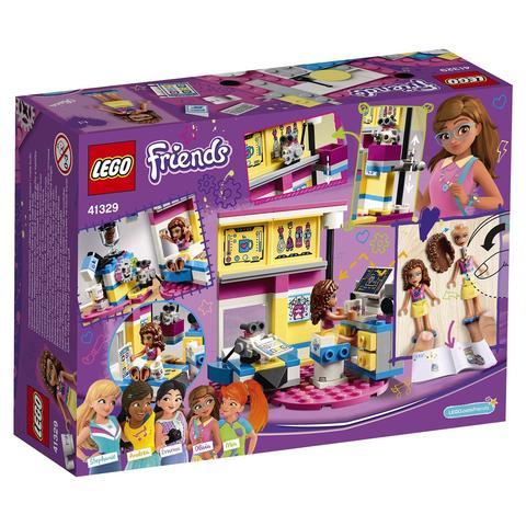 LEGO Friends: Комната Оливии 41329 — Olivia's Deluxe Bedroom — Лего Френдз Друзья Подружки