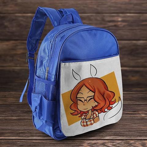 Рюкзак с Альей