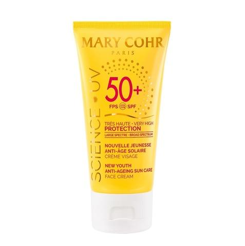 Эмульсия солнцезащитная для кожи лица, шеи и декольте Fluide anti-age solaire visage SPF 30 50 мл