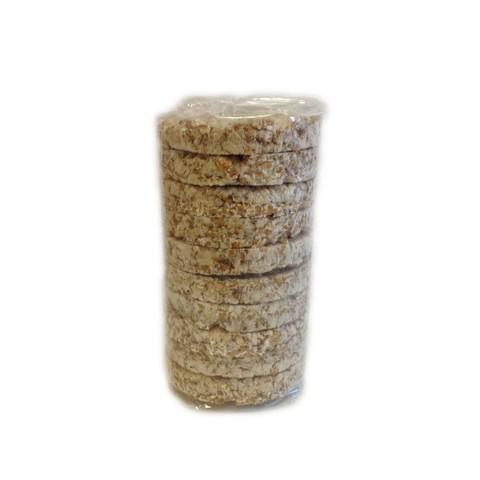 Хлебцы из полбы круглые с морской солью, 100 гр. (ВАСТЭКО)