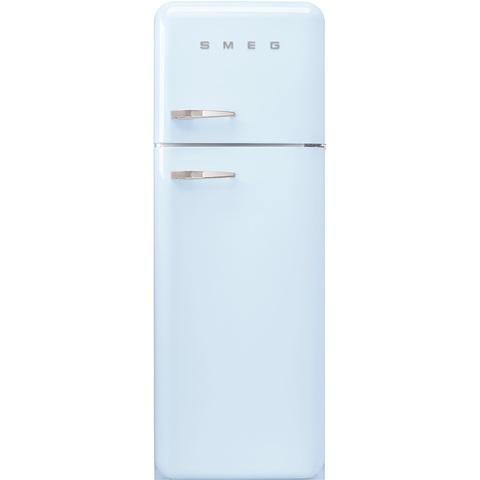 Холодильник с верхней морозильной камерой Smeg FAB30RPB5