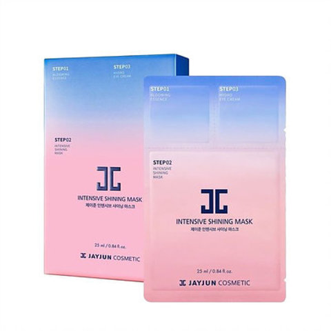 Маска для лица JAYJUN Cosmetic Intensive Shining Mask 3 в 1