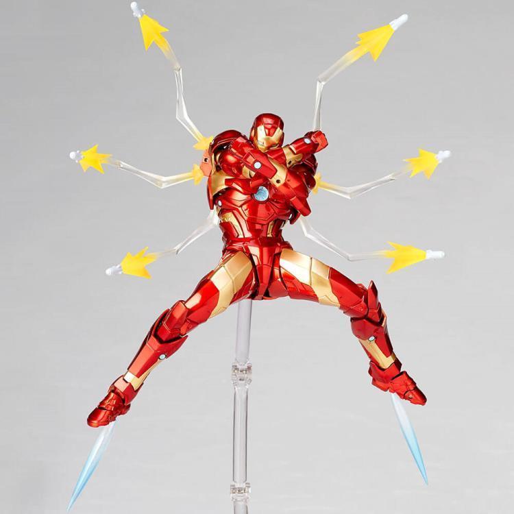 Железный человек фигурка Amazing Yamaguchi