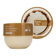 FarmStay Real Sher All-in-One Cream - Крем многофункциональный с маслом ши для лица и тела