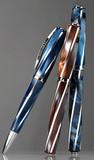 Visconti DIVINA Elegance Over 265-18 синяя смола сер 925 (VS-265-18)