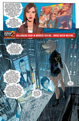 Green Arrow #2 (Rebirth)