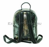 Рюкзак из кожи питона BG-277