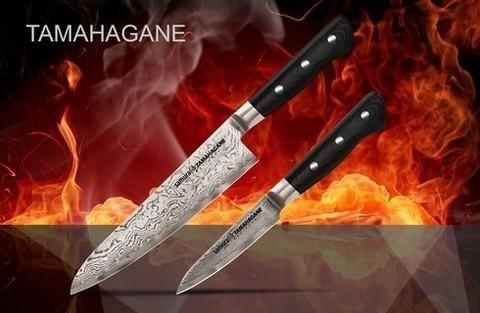 Набор из 2 ножей Samura TAMAHAGANE (упакованы отдельно)