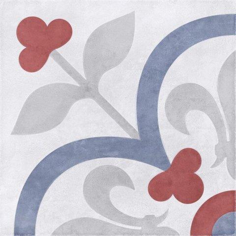 Керамогранит CERSANIT Motley 298x298 цветок многоцветный