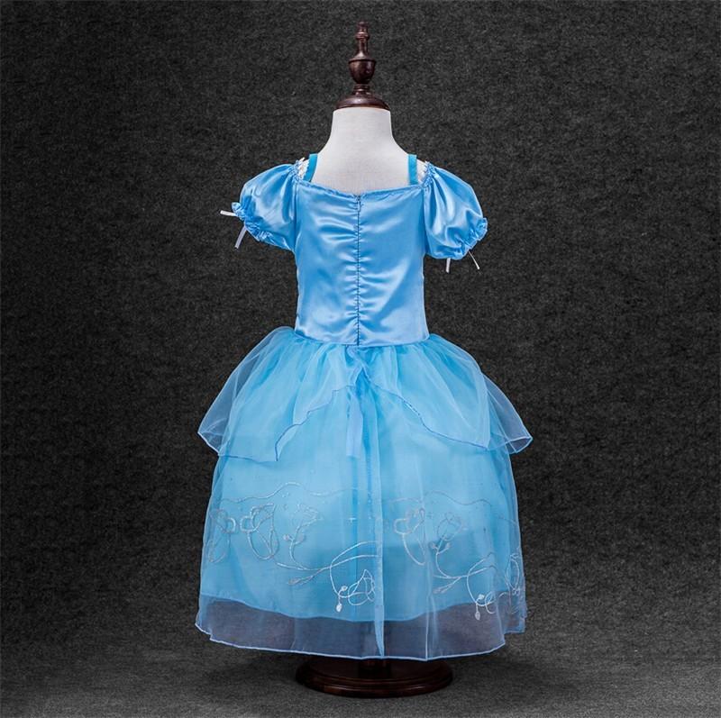 Платье Принцесса Диснея Золушка