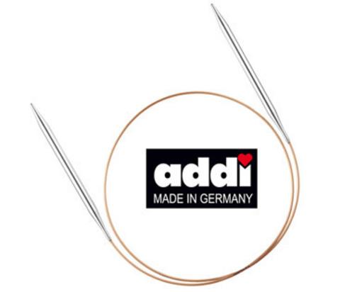 Спицы, круговые, супергладкие, №3, 120 см. ADDI Германия арт.105-7/3-120