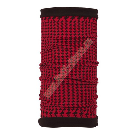 Шарф-труба трансформер двухсторонний Buff Pota Red