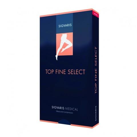 Гольфы Sigvaris Top Fine Select, 1 класс компрессии, закрытый мысок