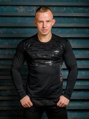 Мужской рашгард Nebbia 147 black