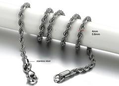 Цепочка 4х4 мм сталь Steelman mn00989