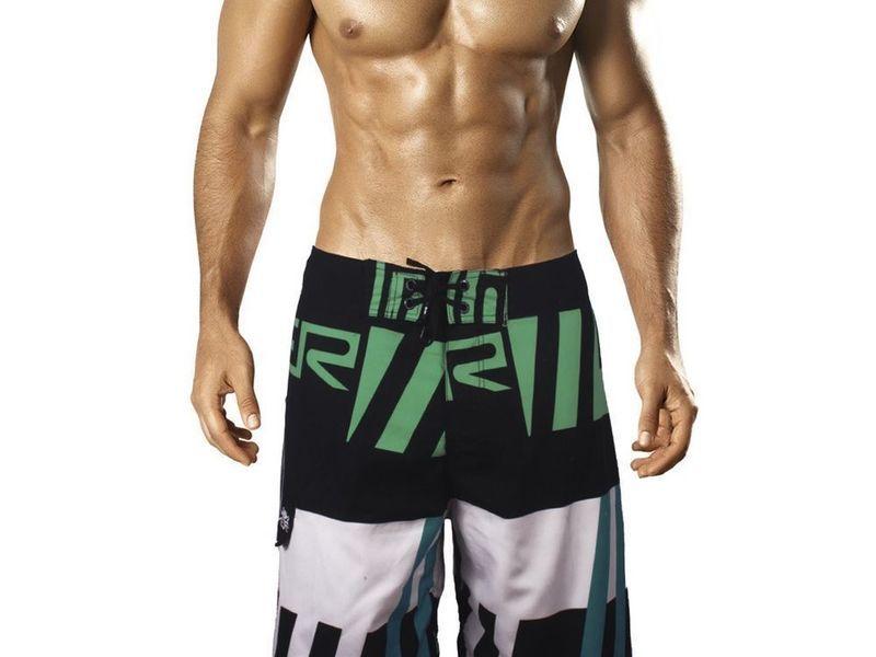 Мужские шорты пляжные разноцветные QUIKSILVER 25052013-5